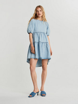 Gina Tricot Babydoll denim dress