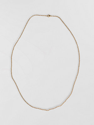 Gina Tricot halsband 60 chain zip top