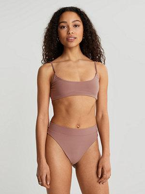 Gina Tricot Rosie rib high waist bikini brief