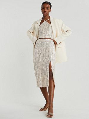 Gina Tricot Fringe sequins skirt