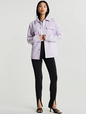 Leggings & tights - Gina Tricot Jada slit leggings