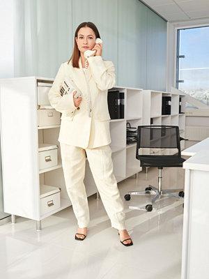 Gina Tricot Nima linen blazer