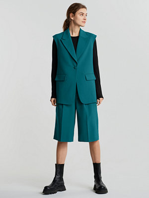 Gina Tricot omönstrade byxor Ragna culotte trousers