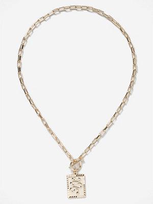 Gina Tricot halsband Snake Pendant Necklace