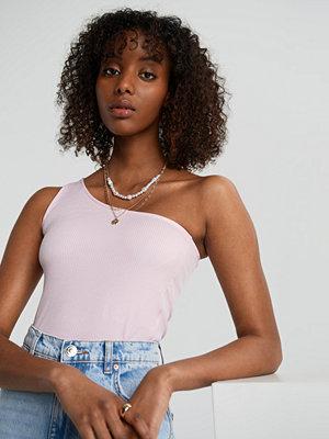 Gina Tricot Joline one shoulder top