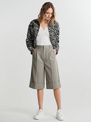 Gina Tricot omönstrade byxor Audrey culotte trousers