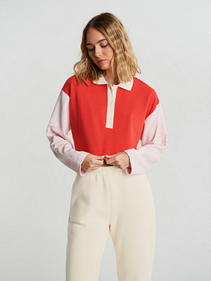 Gina Tricot Jessy cropped top