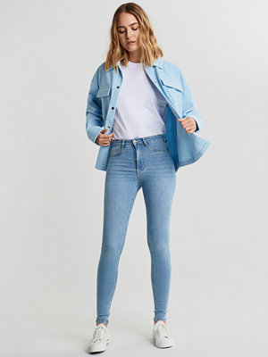 Jeans - Gina Tricot Molly TALL high w jeans