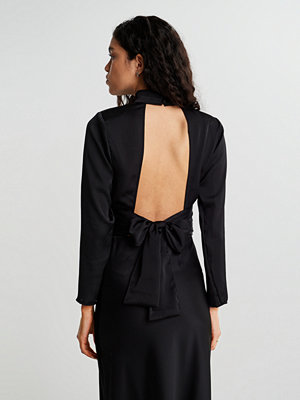 Gina Tricot Cass open back top