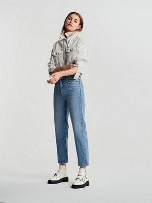 Jeans - Gina Tricot Unni cropped jeans
