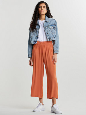 Gina Tricot omönstrade byxor Disa culotte trousers