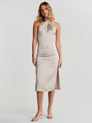 Gina Tricot Charlotte satin dress
