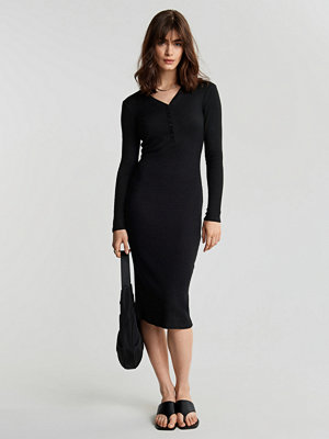 Gina Tricot Eloise rib dress