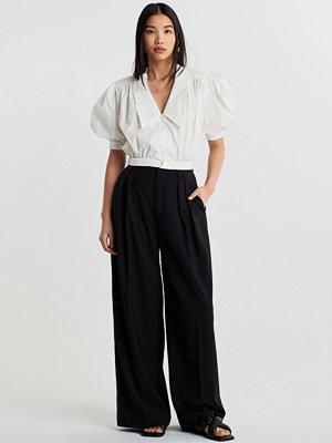 Gina Tricot svarta byxor Olivia trousers