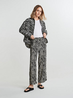 Gina Tricot mönstrade byxor Disa trousers