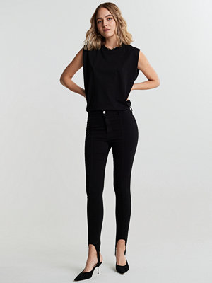 Jeans - Gina Tricot Molly stirrup jeans