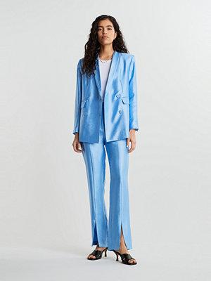 Gina Tricot himmelsblå byxor Nina trousers