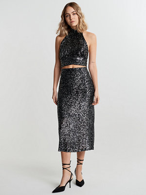 Gina Tricot Fi sequin skirt