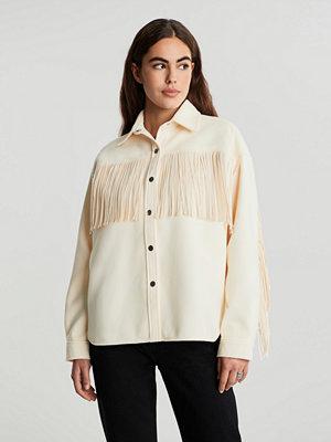 Gina Tricot fringe jacket