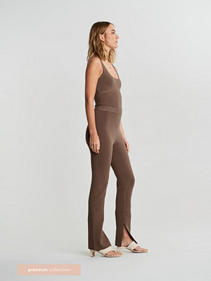 Gina Tricot omönstrade byxor Leo Premium trousers