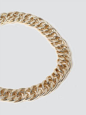 Gina Tricot halsband Gold Chunky Link Chain Necklace