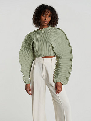 Toppar - Gina Tricot Janice pleated blouse