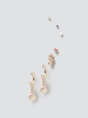 Gina Tricot smycke Summer Fun Ear Party Pack