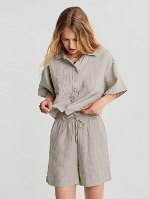 Shorts & kortbyxor - Gina Tricot Disa linen shorts