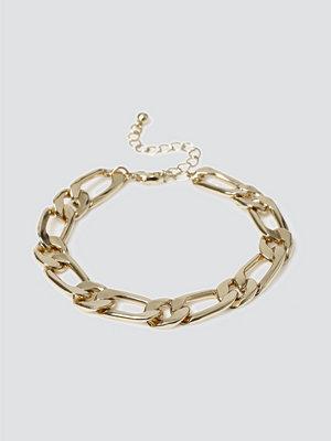 Gina Tricot halsband Gold Chunky Chain Bracelet