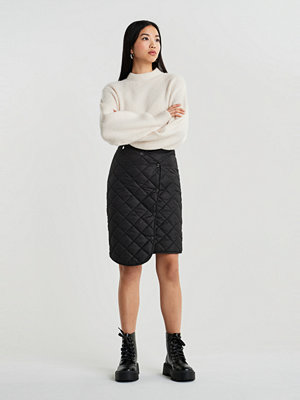 Gina Tricot Malena quilted skirt