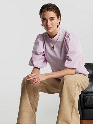 Gina Tricot Catalina puff sleeve blouse