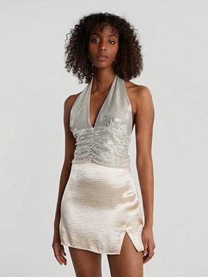 Kjolar - Gina Tricot Minky mini skirt