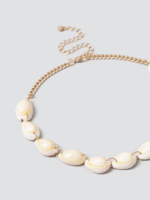 Gina Tricot smycke Cream Shell Choker