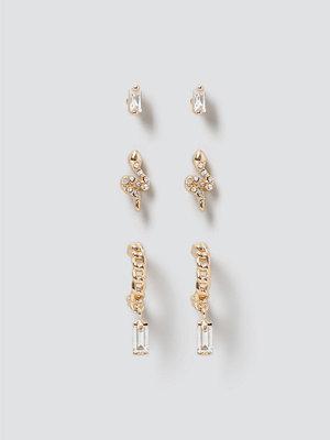 Gina Tricot smycke Finer Snake Earring Pack