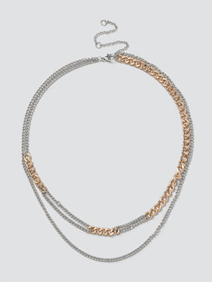 Gina Tricot smycke Mixed Metal Chain Pack