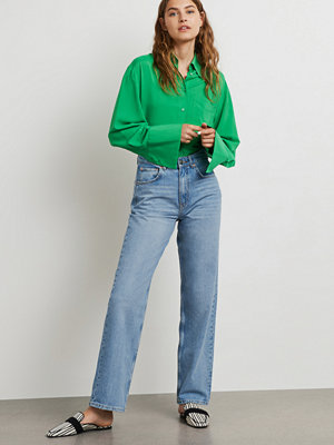 Jeans - Gina Tricot 90s high waist jeans