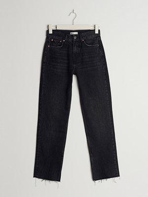Jeans - Gina Tricot Original petite slit jeans