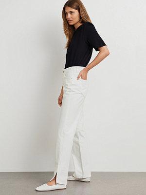 Gina Tricot 90s slit jeans