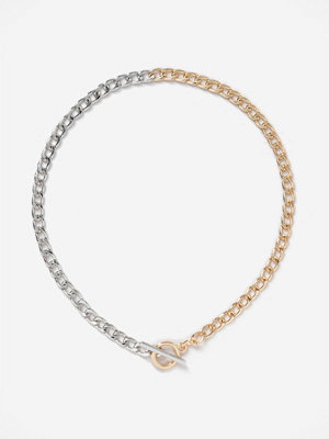 Gina Tricot halsband Mixed Chain Necklace