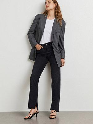 Gina Tricot Original slit jeans