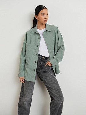 Skjortor - Gina Tricot Sofie cord shirt
