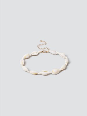 Gina Tricot smycke Shell Anklet