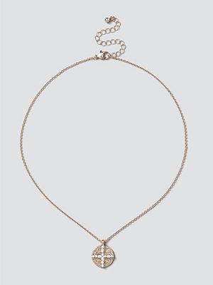 Gina Tricot halsband Pearl Inlay Ditsy