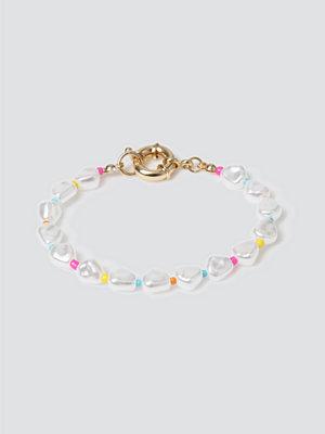 Gina Tricot smycke Pearl & Bead Bracelet
