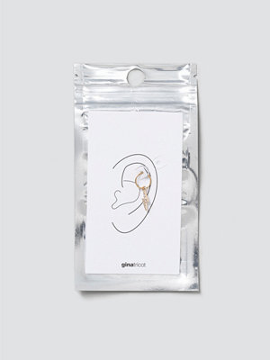 Gina Tricot smycke Lightening Bolt Helix Piercing