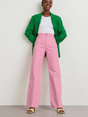 Gina Tricot Idun straight jeans