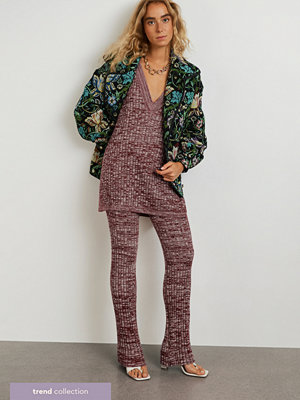 Gina Tricot mönstrade byxor Viva TREND trousers