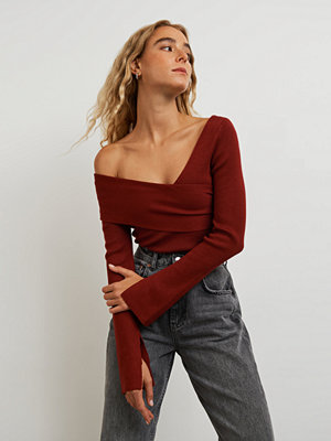 Gina Tricot Ylva knitted top