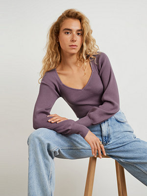 Gina Tricot Belva knitted top