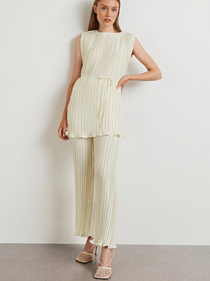 Gina Tricot Anina pleated top